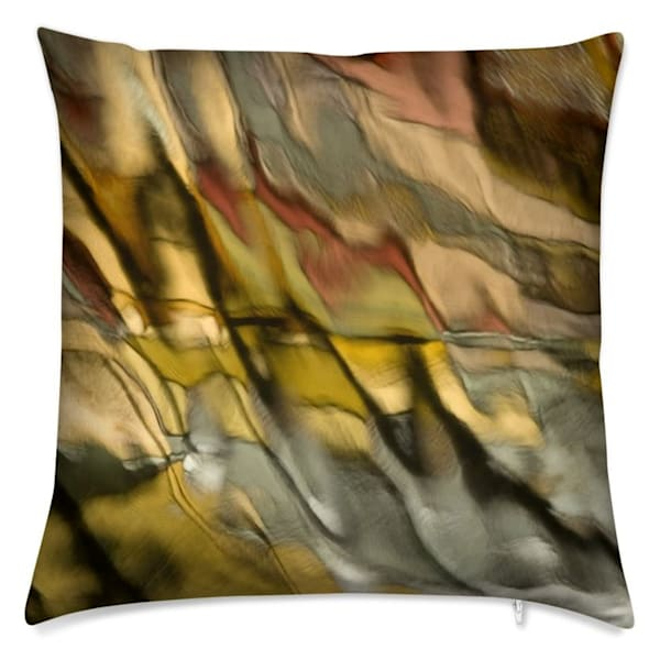 Terrestrial Throw Pillow