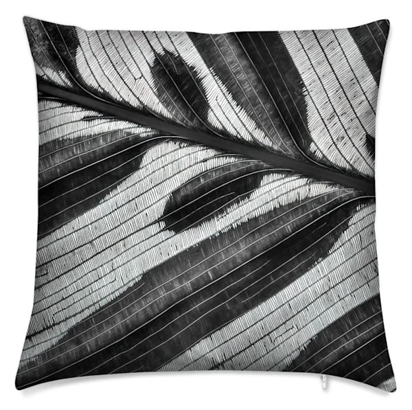 Lineation Throw Pillow