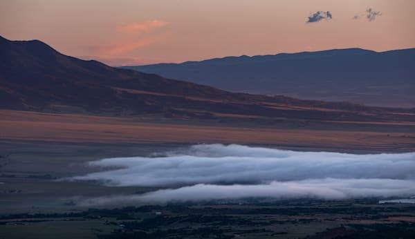 La Veta Fog Photography Art | matt lancaster art