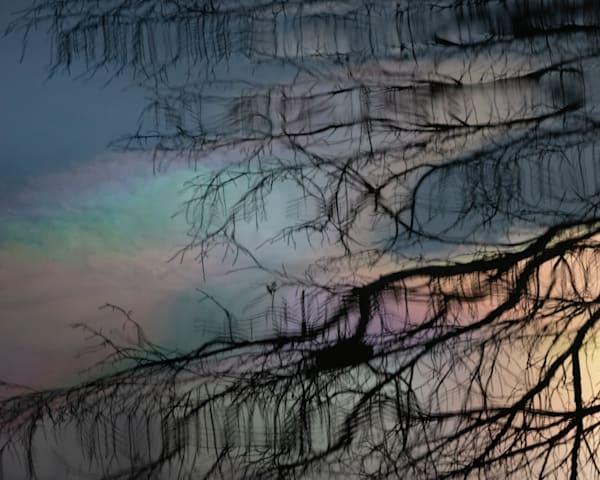Iridescent Reflection Photography Art | matt lancaster art