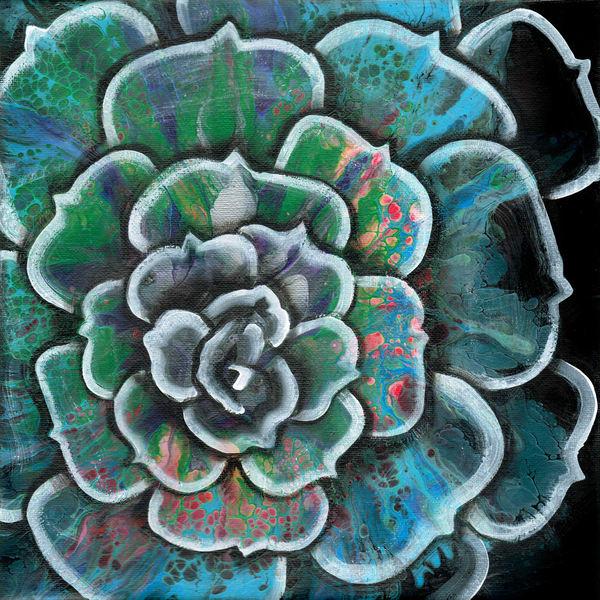 Succulent No. 2 - Art Prints