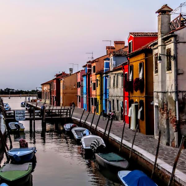 Sailing Out To The Venetian Lagoon, #3 Photography Art   Photoissimo - Fine Art Photography