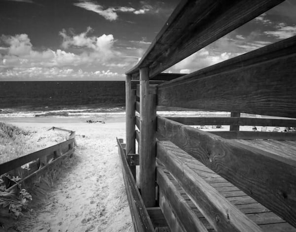 Seas The Day, Maui Photography Art | The World in Black and White