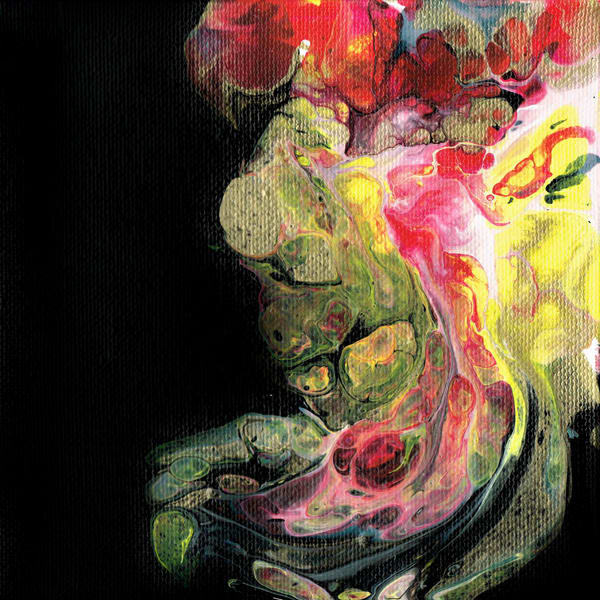 Phoenix Fire 3 - Prints and Merch of this Fluid Art piece