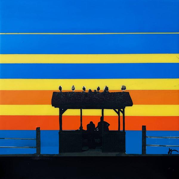 Good Night Lj, Original Art | Jon Savage Contemporary Art
