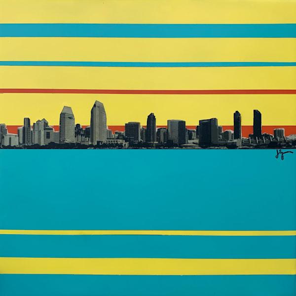 Morning Dt Art | Jon Savage Contemporary Art