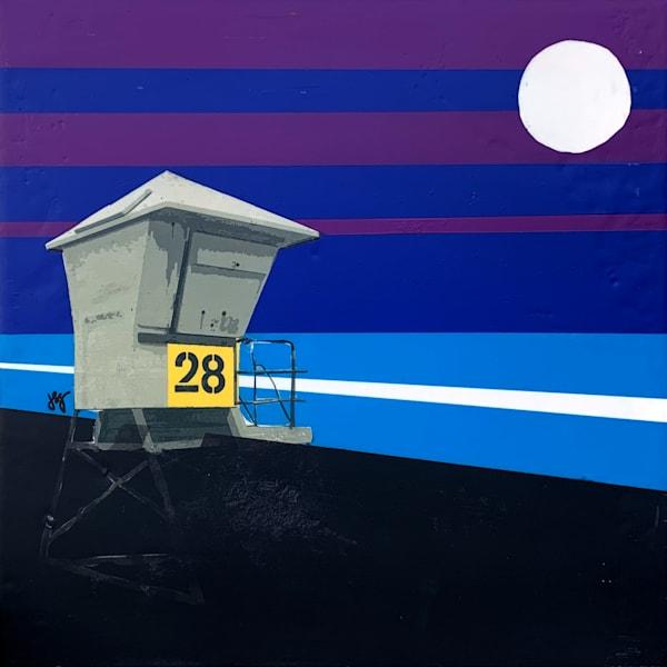 Full Moon Pb, Print Art | Jon Savage Contemporary Art