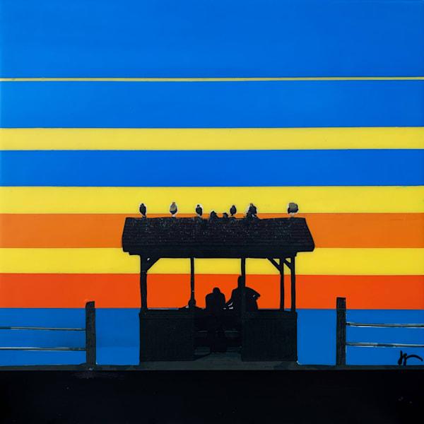 Good Night Lj, Print Art | Jon Savage Contemporary Art