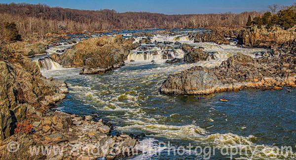 Fine Art Photographs of Waterfalls
