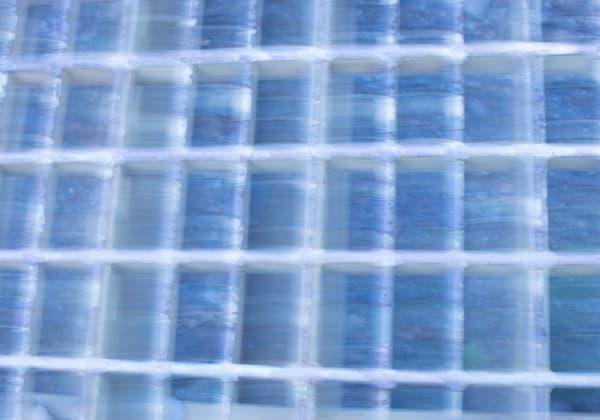 Grid Blue Photography Art | TERESA BERG PHOTOGRAPHY