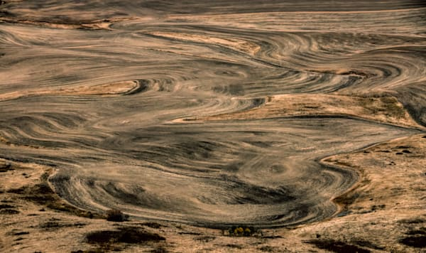 Palouse On Mars Photography Art | Monty Orr Photography