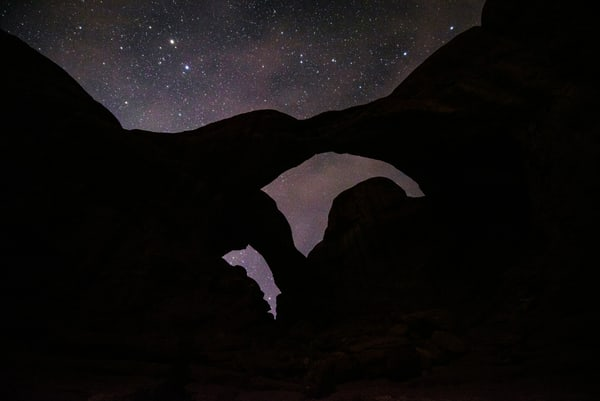 Celestial Archway Photography Art   Call of the Mountains Photography