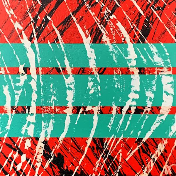Between The Line #7, Print Art | Jon Savage Contemporary Art