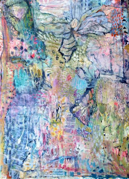 New Beginnings  Art   Annie Lockhart Art