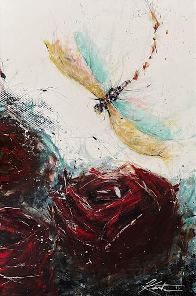 Dragonfly 2 Art   Kurt A. Weiser Fine Art