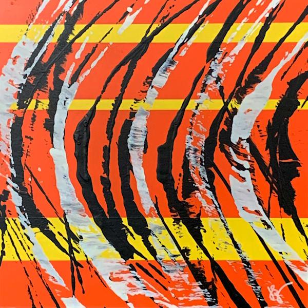 Between The Line #9, Print Art | Jon Savage Contemporary Art
