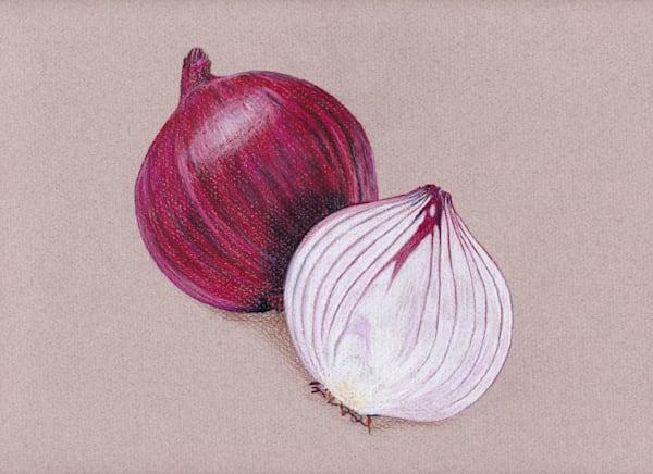 Super Model Onion Art | East End Arts