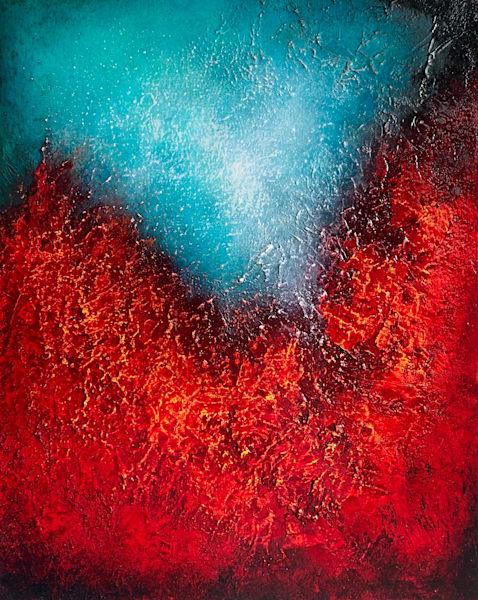 Fires Of The Heart Art | Kristina Duewell Art