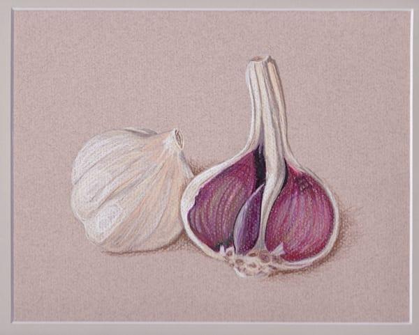Super Model Garlic Art | East End Arts