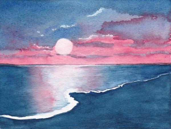 Moonlit Bay 2 Art | East End Arts