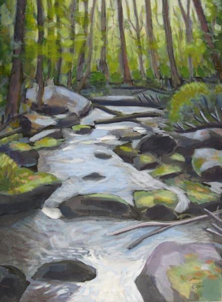 Deep In The Woods Art | Sharon Guy