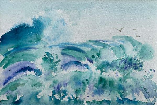 Surf S Up Art | Color Splash Ranch