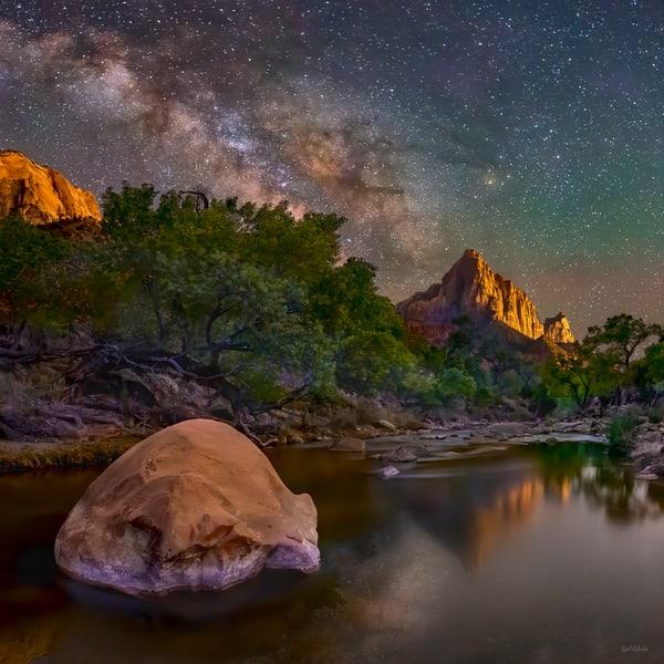 Zion Stars Photography Art | McKendrick Photography
