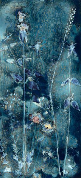 Summer Flowers & Dahlias I Art | Full Fathom Five Gallery