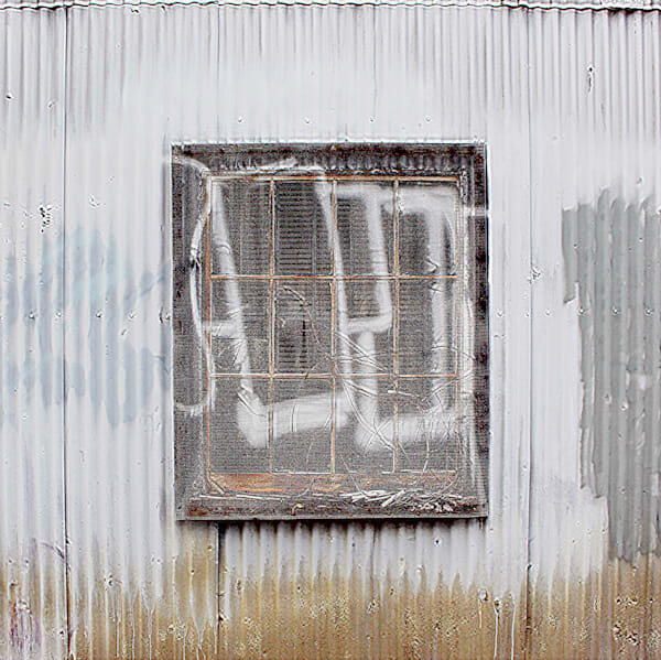 Barbed Window