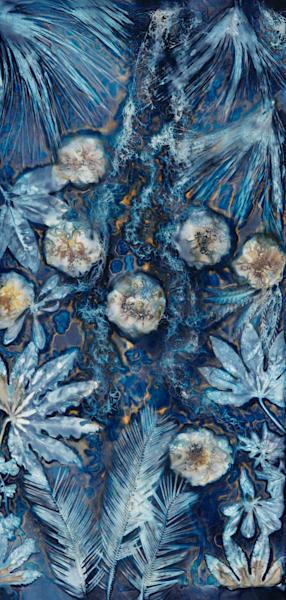 Cyanotype 8934 Art | Full Fathom Five Gallery