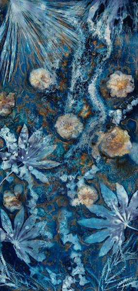 Cyanotype 8933 Art | Full Fathom Five Gallery