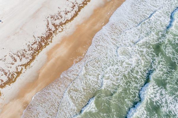 Tidal Textures Photography Art | kramkranphoto