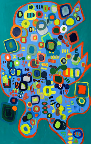 We Must March Art | Abstraction Gallery by Brenden