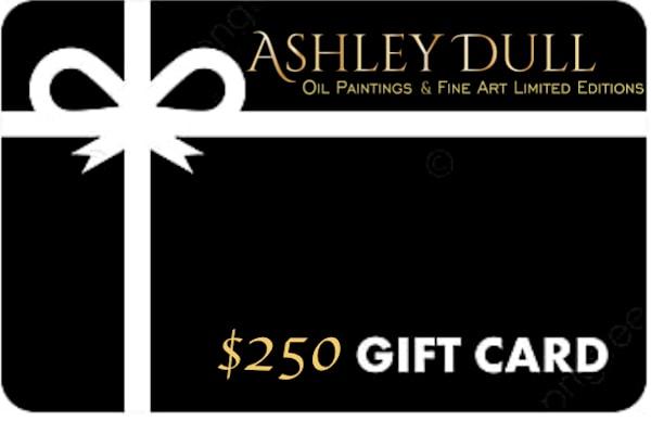 $250   Art by Ashley Dull