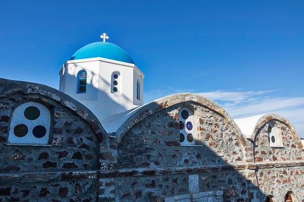 Domes Of Santorini Photography Art   Cerca Trova Photography