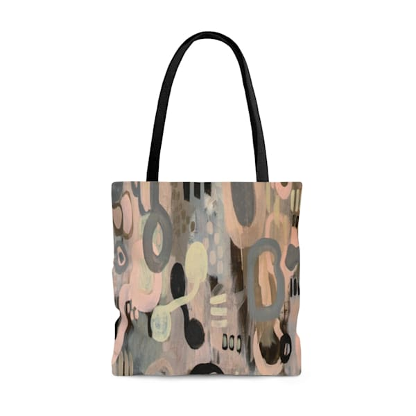 You Bring Me Joy Tote | Abstraction Gallery by Brenden