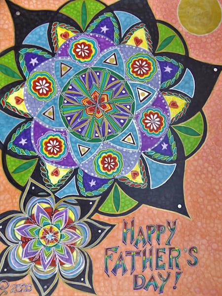 Father's Day Art   Cynthia Christensen Art