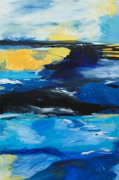 Islamorada (Dolphin Swim) Art   All Together Art, Inc Jane Runyeon Works of Art