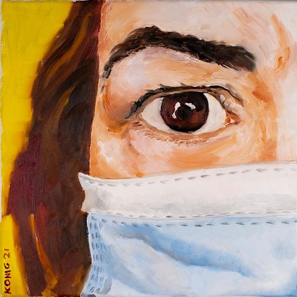 Brown Eye Girl Art | RPAC Gallery