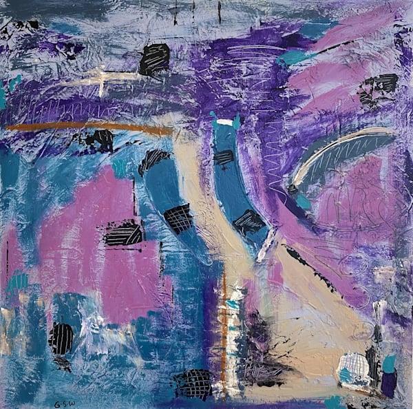 """Rainy In Rio"" Print Art | Garry Scott Wheeler Artwork LLC"