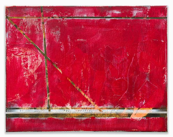 Blue  Red Runway Art | Art Impact® International Inc