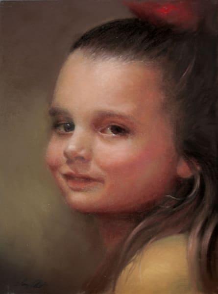 Lisa Mona by Nancy Conant is similar to Mona Lisa