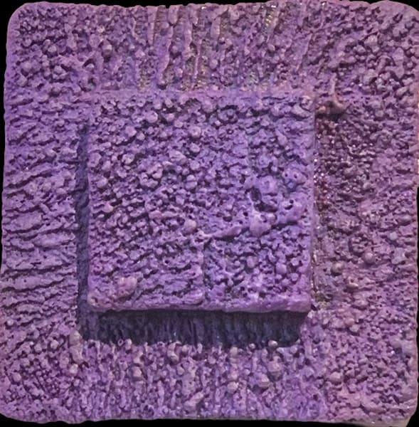 Purple Plane Art | Martsolf Lively Contemporary