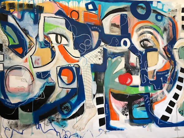 """Untethered"" Art | MardisArt"