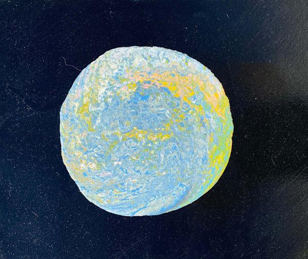Planetary Blend Art | Anonymous Art Studios