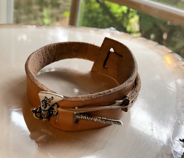 Tomahawk Bracelet Art | Anonymous Art Studios