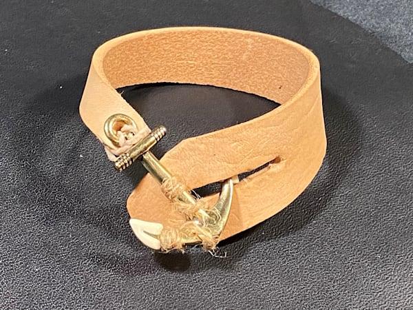 Anchor Bracelet Art | Anonymous Art Studios