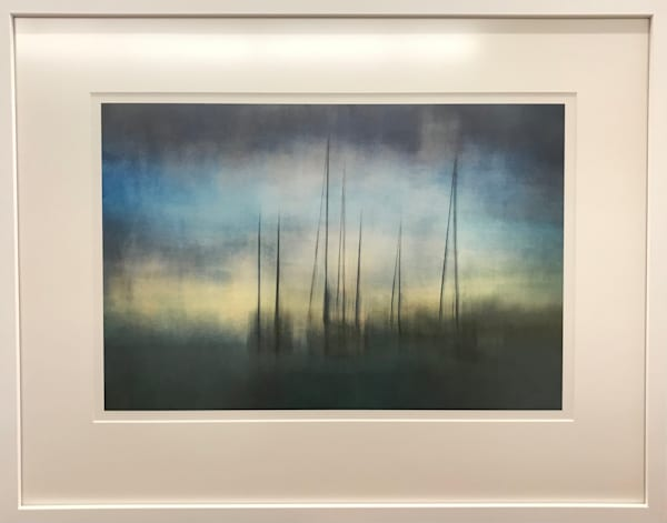 Mystery Harbor   Sold Art | Full Fathom Five Gallery
