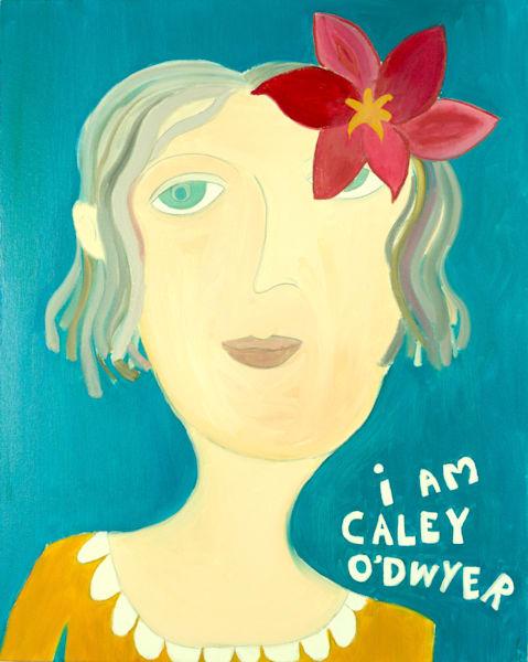 I'm Caley (2011) Art   Caley O'Dwyer Fine Art