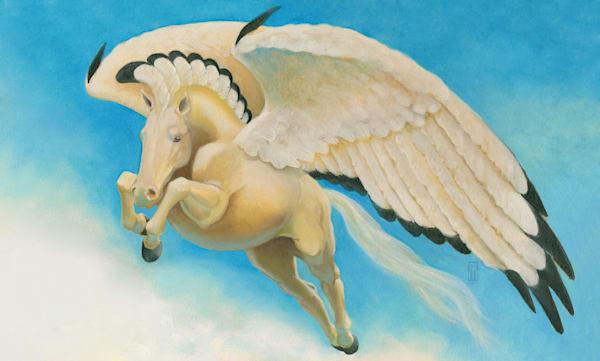 Mesa Pegasus detail